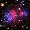 bullet galaxy