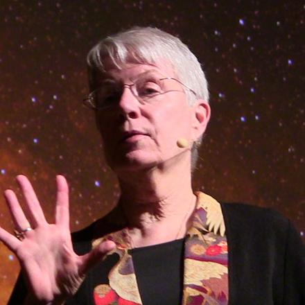Dr. Jill Tarter, SETI Researcher