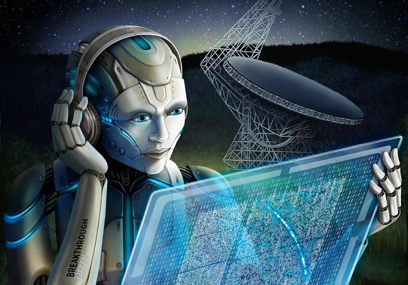 Artificial Intelligence Helps Find New Fast Radio Bursts | SETI