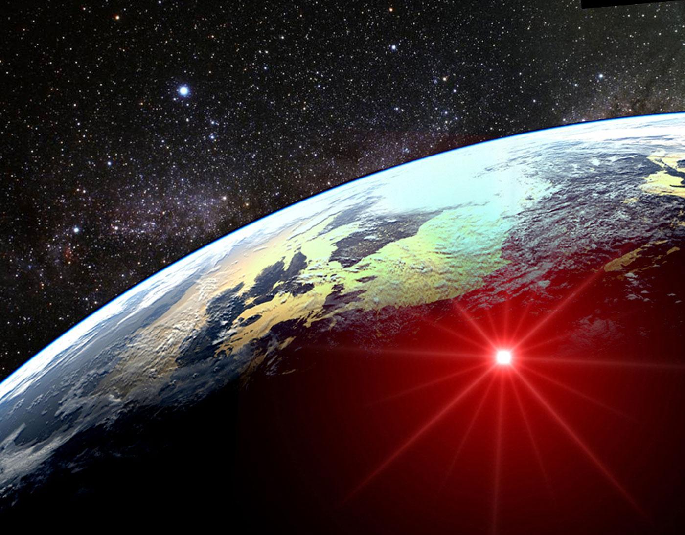 Interstellar Porch Light
